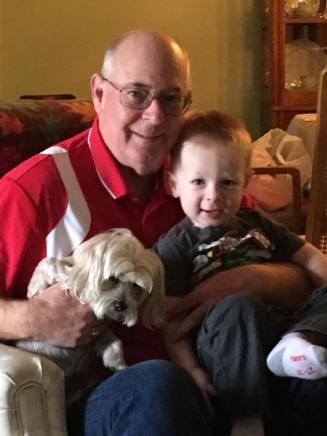 Papa, Jimmy & Bailey