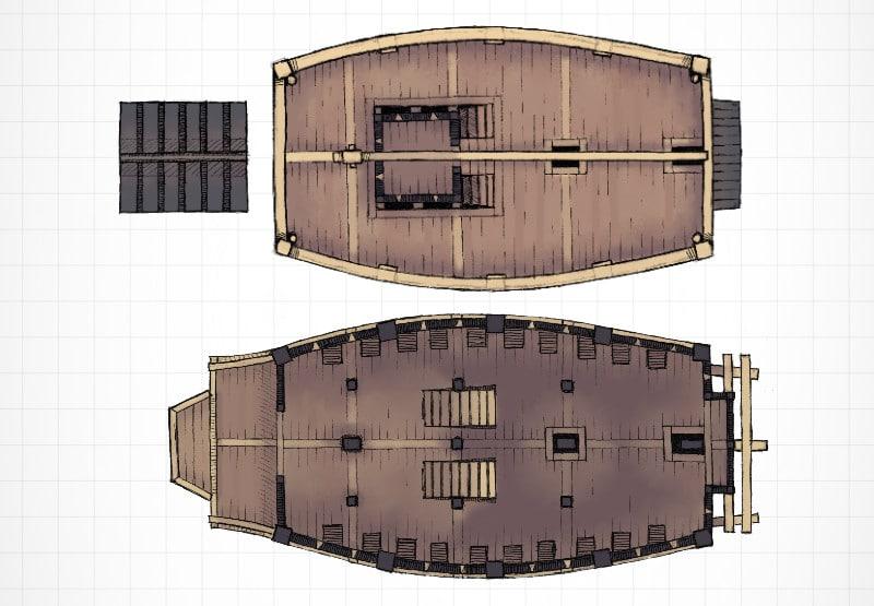 Japanese Warship (1)