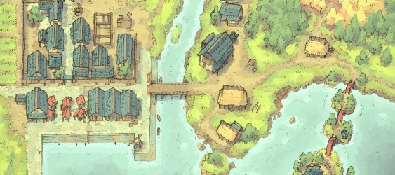 town map coastal port maps fantasy island japan essentials 2minutetabletop travelling rpgs