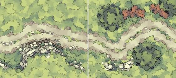 wilderness roadside maps tiles map rise battle road minute grass patreon table beyond plains print tile galleon texture encounters mundane