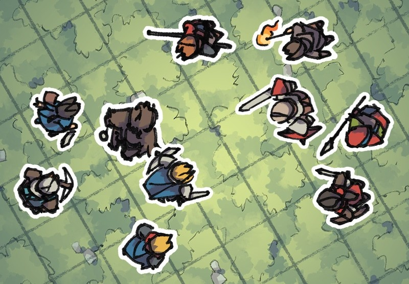 Hero Tokens, Battlefield Preview