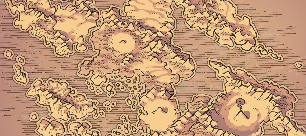 Map Artist, Lands of Wei