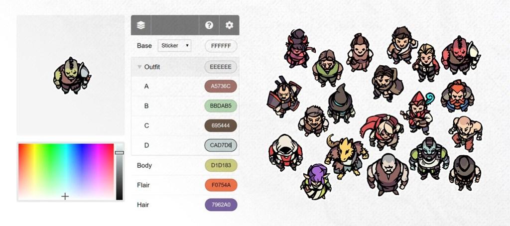RPG Hero Tokens 2, banner