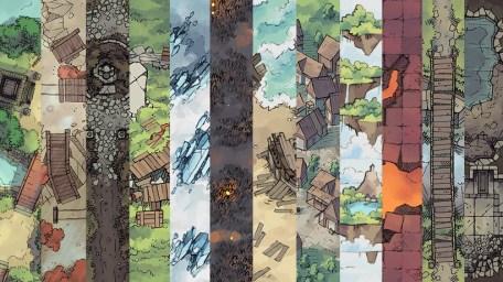 How I became a map artist