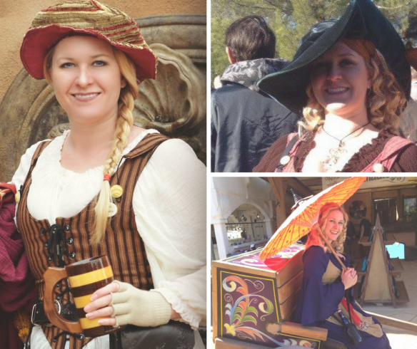 Beginner's Guide -What to Wear at Renaissance Faire
