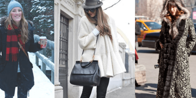 Stylish and Warm in Winter