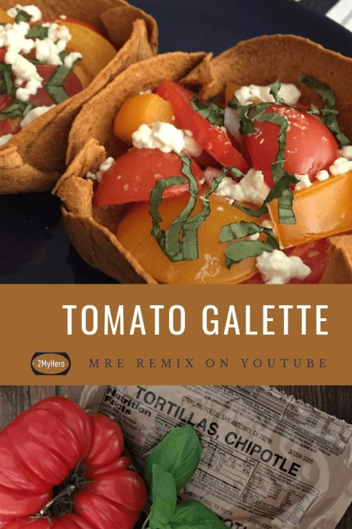 2MyHero MRE Remix of Tomato Galette on YouTube