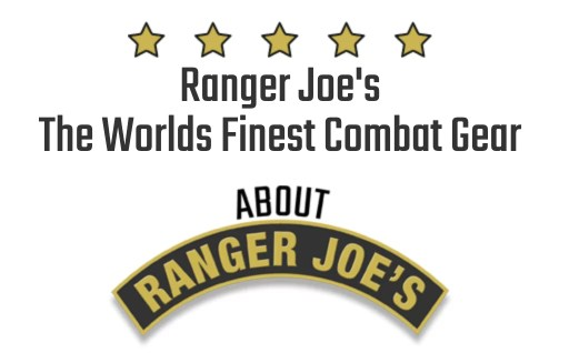 Ranger Joe's military greeting cards and worlds finest combat gear
