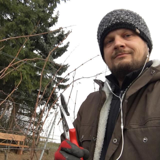 Pruning selfie