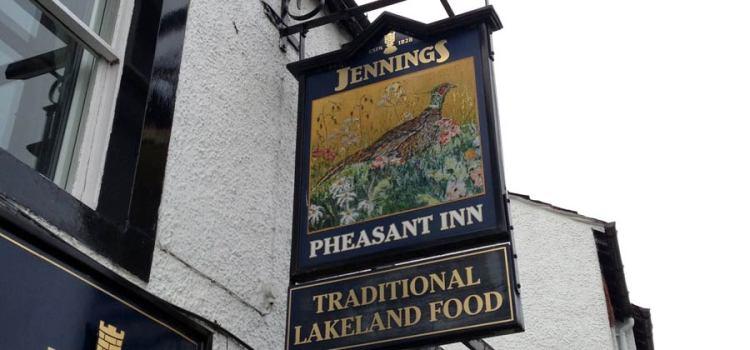 Keswick's Pheasant Inn
