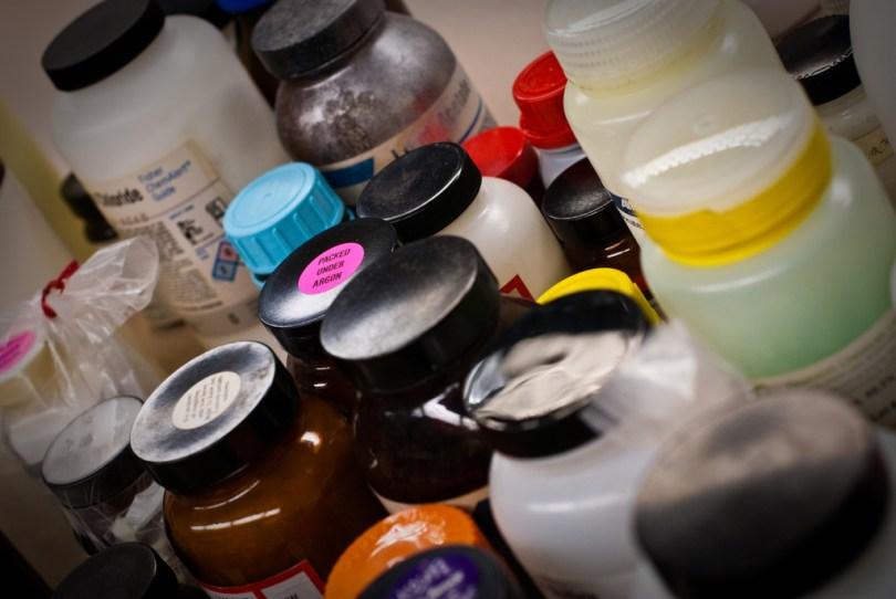 Chemicals (Andy Schultz / flickr)