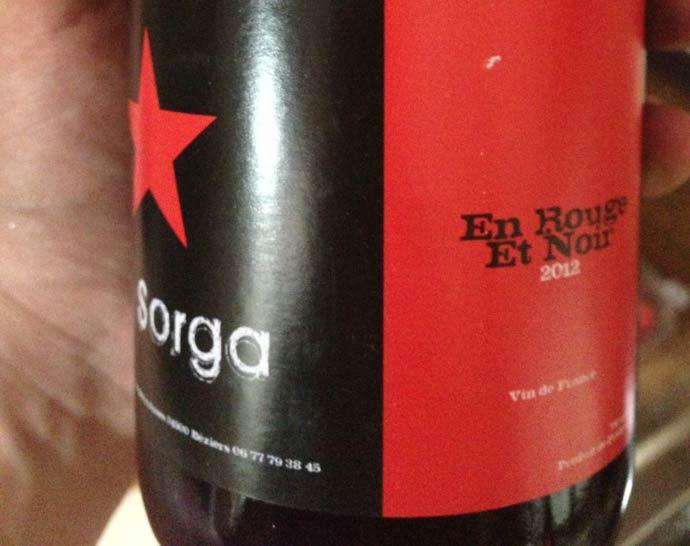 La Sorga: En Rouge Et Noir