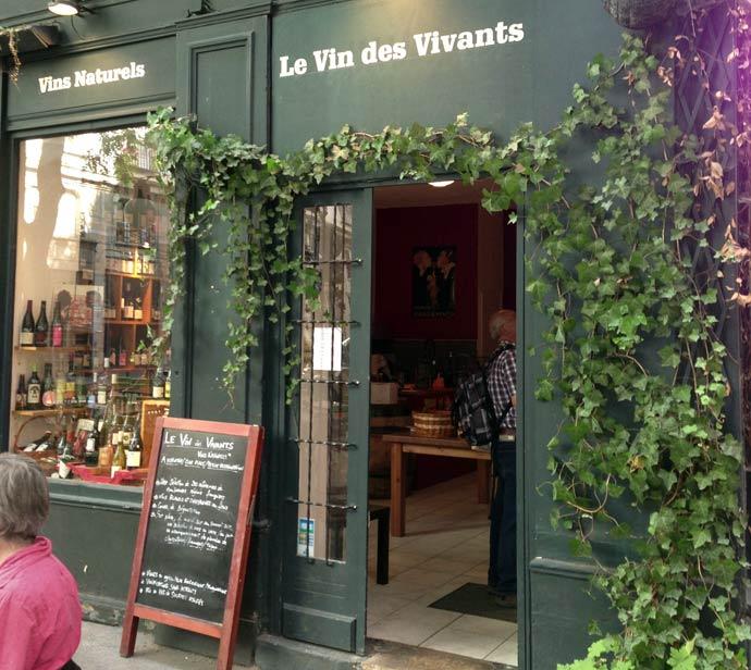 Le Vin Des Vivants