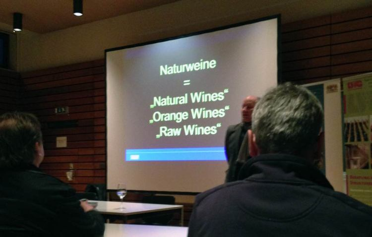An all wrong talk about orange wine