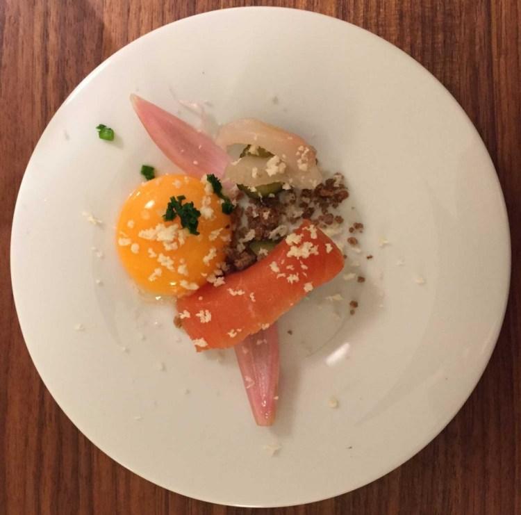 Salmon, Norden Berlin style