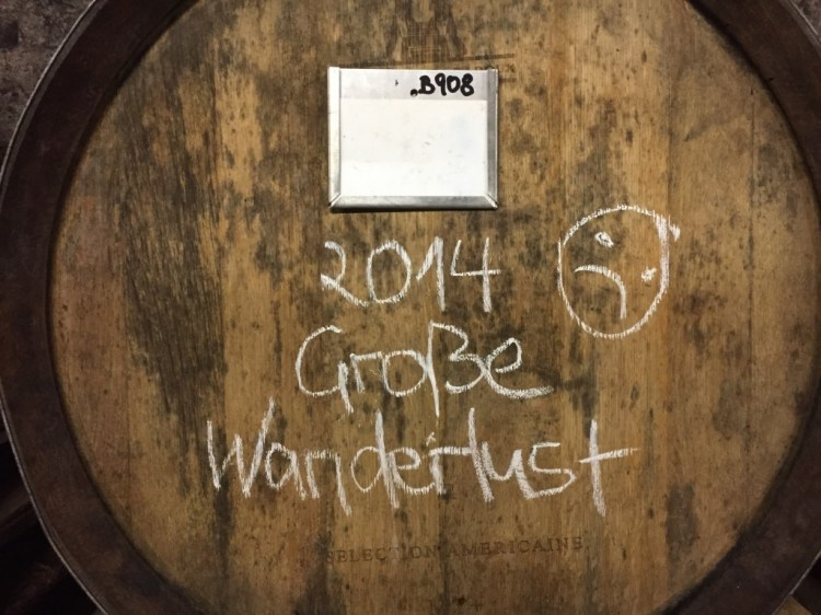On its way to vinegar: the 2014 Wanderlust