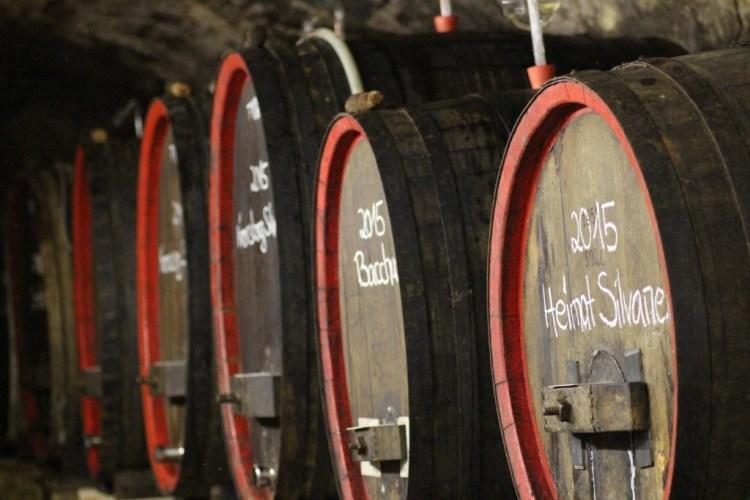 Barrels filled!