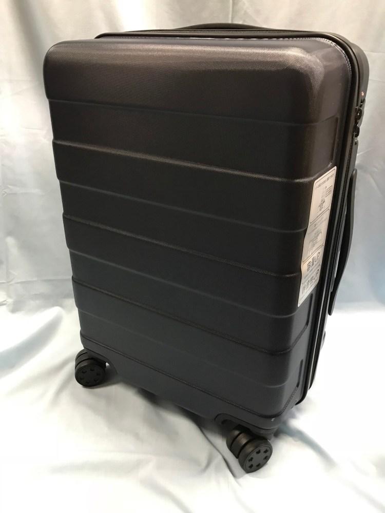 無印良品スーツケースあげますの画像