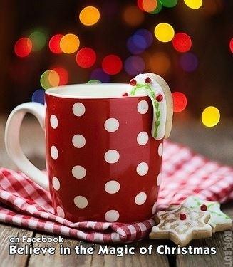 Coffee - Christmas colors