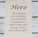 Heroes - definition of a hero