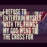 Christian - I REFUSE