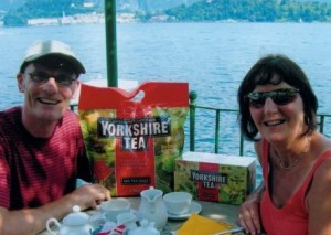 Yorkshire Tea By The Lake