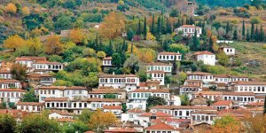 Beautiful Sirince Village