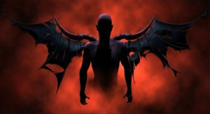 The Dark Backward: Iblis di Dunia Nyata