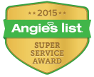 2015 Angie's List Super Service Award