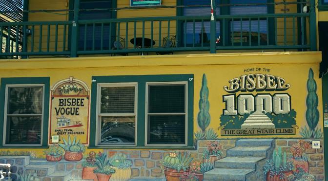 One Night Stance in Bisbee, AZ