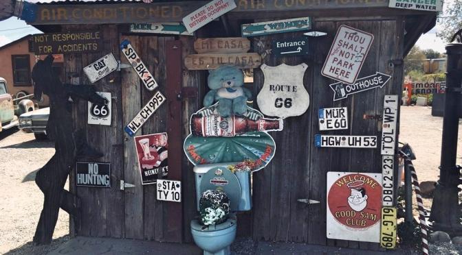 7 Stops on Route 66/AZ
