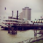 New Orleans Steam Boat