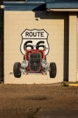 the hot rods still cruise the streets