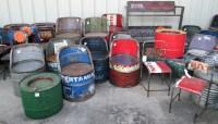 Drum Furniture 55 Gallon 55 Gallon Gushihui Oildrm12 ...