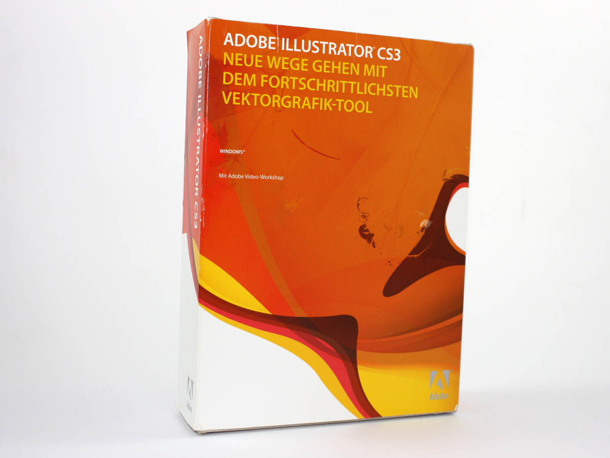 Illustrator Cs3 Illustrator Cs3 2589  Software & Lizenzen