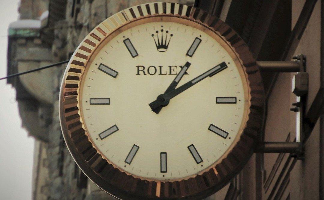 time blog header