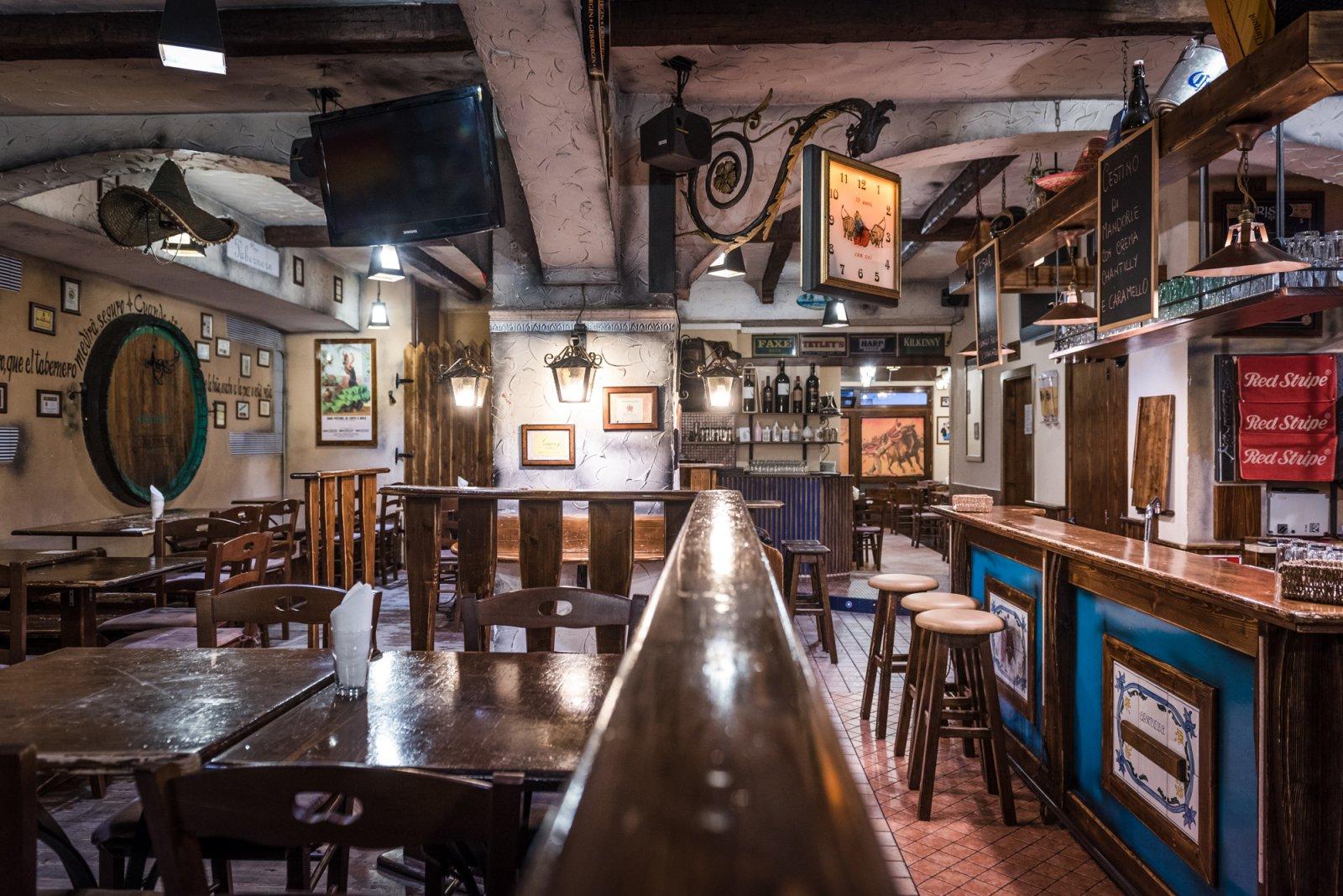 El Tapas De Poldo  pub a andria