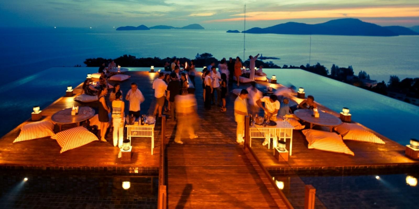 I migliori bar sulla spiaggia nel mondo