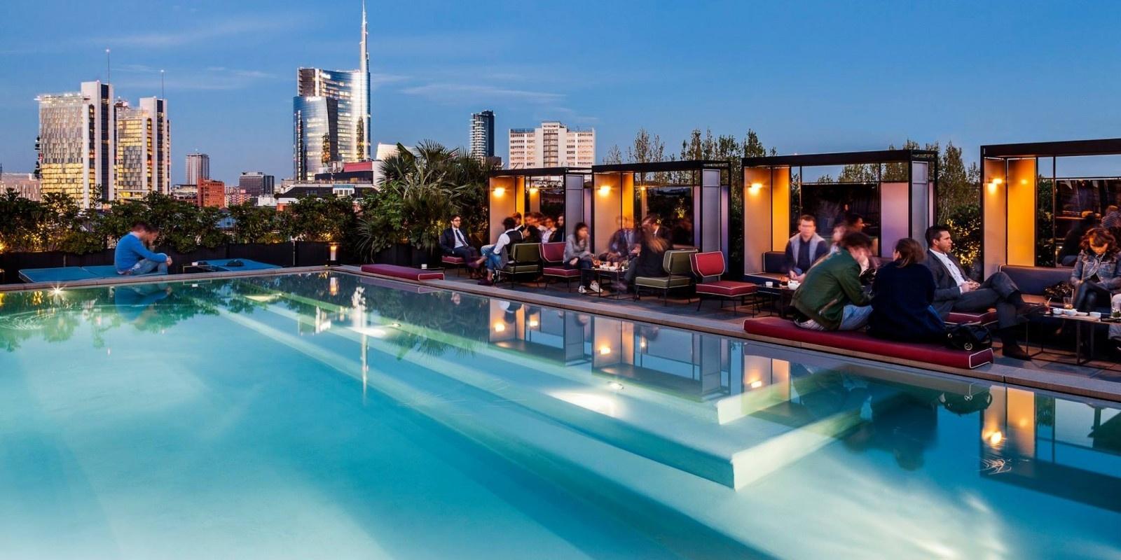 Le terrazze pi belle di Milano i ristoranti e i cocktail bar con vista sulla citt