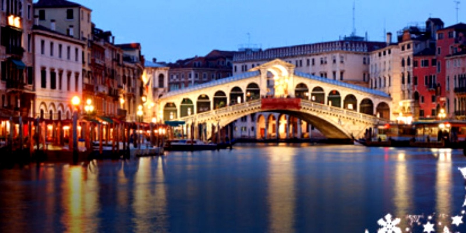 5 idee per pranzi di Natale a Venezia tra i 120 e i 90 euro