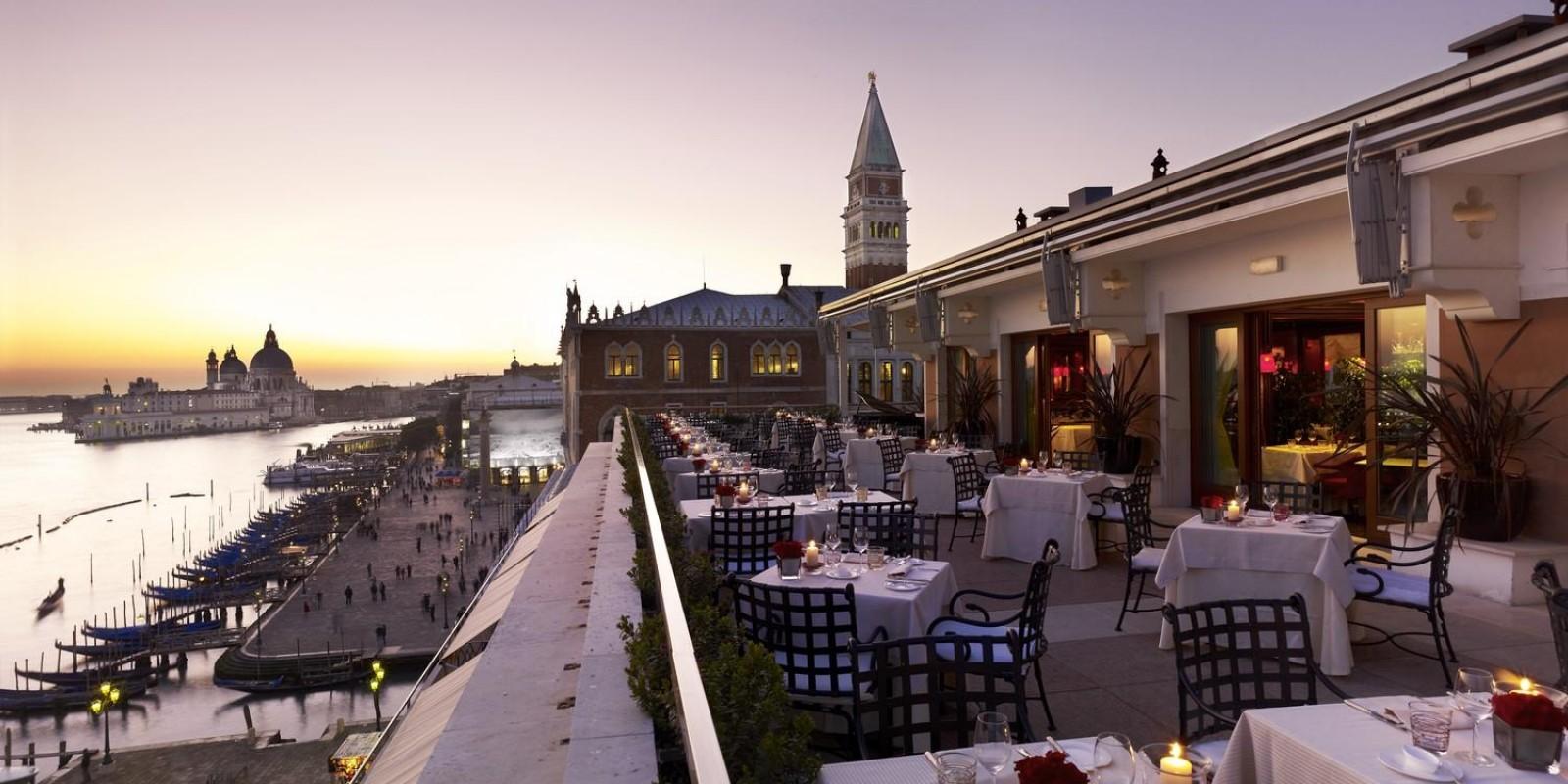 I ristoranti con terrazza pi belli di Venezia