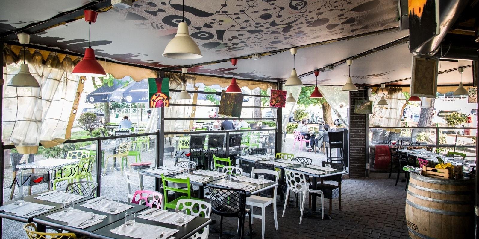 15 ristoranti dove mangiare allaperto a Roma