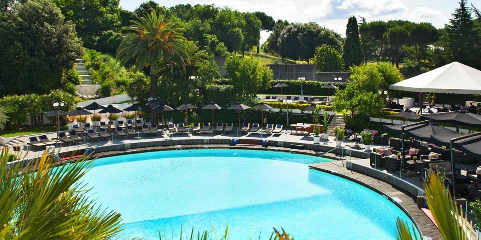 Dove rinfrescarsi in piscina a Roma in estate