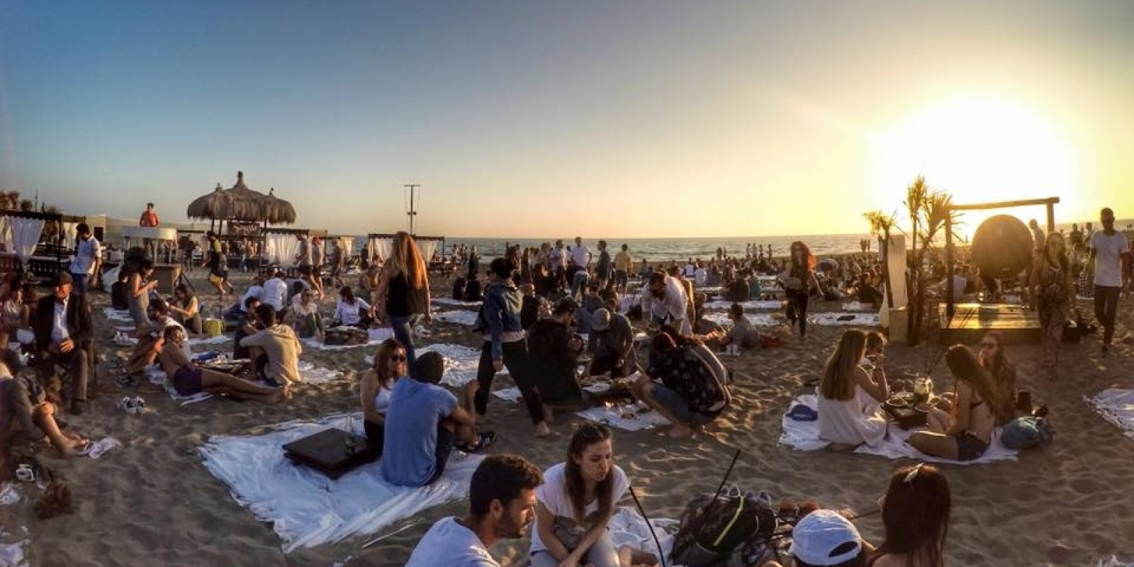Al Singita Miracle Beach con il Summer Bartender Festival