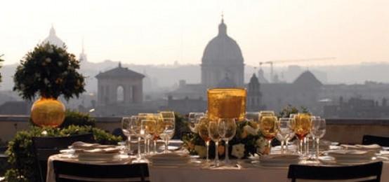 Le 4 migliori terrazze di Roma  2night Eventi