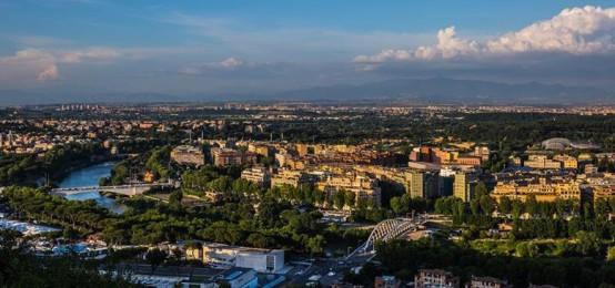 Il pranzo di Natale con vista su Roma  2night Eventi Roma