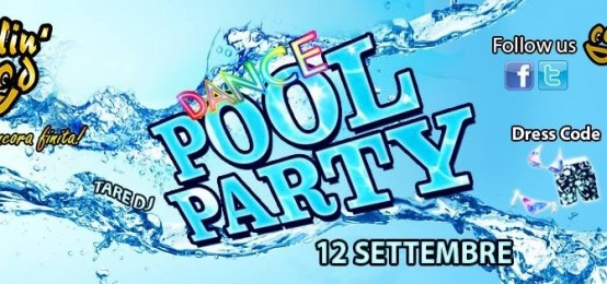 Dance Pool Party allo ZooLatino  2night Eventi Milano