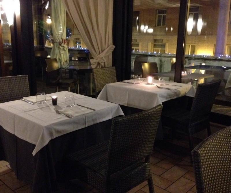 10 ristoranti da primo bacio a Roma