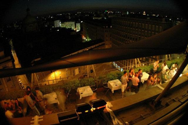 Le terrazze pi belle di Milano