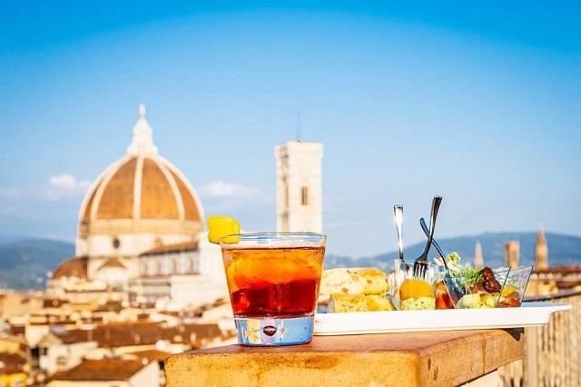 Estate in citt le terrazze di Firenze pi belle per un
